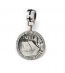 Faith LifeStoies Medallion Bead