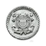 U.S. Coast Guard Urn Vault Emblems
