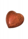 Copper Avondale Heart Memento Urn